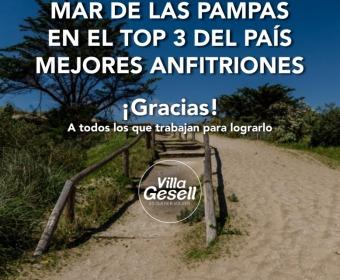 Mar de las Pampas Top 3