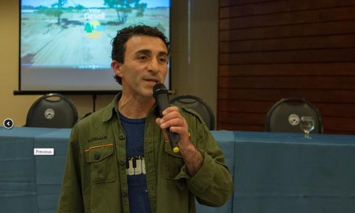Gonzalo Pereyra - Hábitat